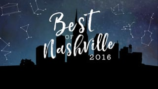 Best of Nashville 2016